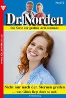 Patricia Vandenberg: Dr. Norden 672 – Arztroman ★★★