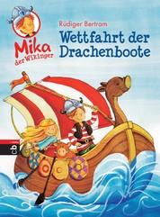 Mika der Wikinger - Wettfahrt der Drachenboote - Band 1