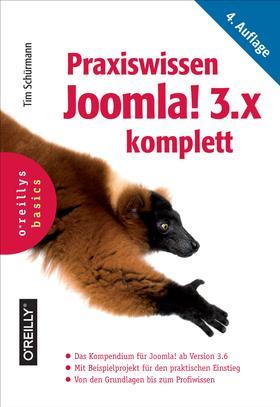 Praxiswissen Joomla! 3.x komplett