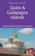 Ben Box: Quito & Galapagos Islands