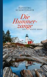 Die Hummerzange - Ein Maine-Krimi
