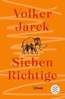 Volker Jarck: Sieben Richtige ★★★★