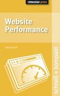 Daniel Koch: Website Performance ★★★★★