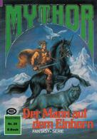 Hans Kneifel: Mythor 20: Der Mann auf dem Einhorn ★★★★★