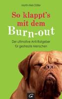 Martin-Niels Däfler: So klappt's mit dem Burn-out ★★★