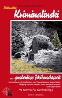 Jürgen Ehlers: ... gnadenlose Weihnachtszeit ★★★★★