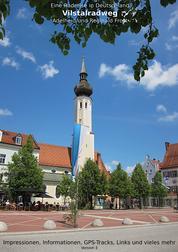 Vilstalradweg - Von München nach Passau