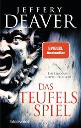 Das Teufelsspiel - Roman