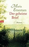 Maria Ernestam: Der geheime Brief ★★★★