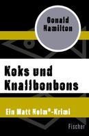 Donald Hamilton: Koks und Knallbonbons ★★★★