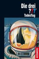 Ben Nevis: Die drei ???, Todesflug (drei Fragezeichen) ★★★★