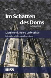 Im Schatten des Doms zu Regensburg - Morde und andere Verbrechen - Kriminalgeschichten aus Regensburg