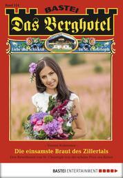 Das Berghotel - Folge 124 - Die einsamste Braut des Zillertals