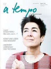 a tempo - Das Lebensmagazin - August 2018