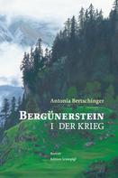 Antonia Bertschinger: Bergünerstein