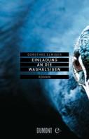 Dorothee Elmiger: Einladung an die Waghalsigen