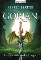 Alfred Bekker: Gorian 1 ★★★★★