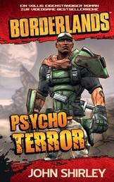 Borderlands: Psycho-Terror - Roman zum Game