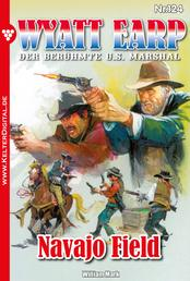 Wyatt Earp 124 – Western - Navajo Field
