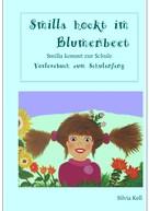 Silvia Kell: Smilla hockt im Blumenbeet