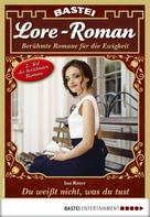 Ina Ritter: Lore-Roman 61 - Liebesroman