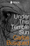 Carlos Busqued: Under This Terrible Sun