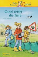 Julia Boehme: Conni-Erzählbände 17: Conni rettet die Tiere ★★★★★