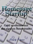 Simply Passion: Homepage Startup ★