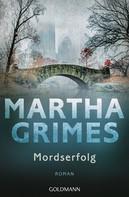 Martha Grimes: Mordserfolg ★★
