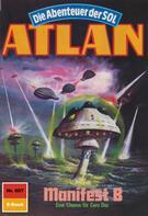 Arndt Ellmer: Atlan 607: Manifest B ★★★★
