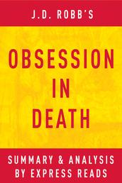 Obsession in Death by J.D. Robb | Summary & Analysis
