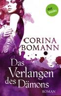 Corina Bomann: Das Verlangen des Dämons - Ein Romantic-Mystery-Roman: Band 3 ★★★★