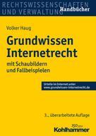Volker M. Haug: Grundwissen Internetrecht
