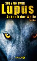 Mo Twin: Lupus - Ankunft der Wölfe ★★★★