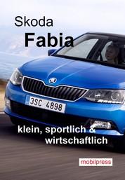 Skoda Fabia - klein, sportlich, wirtschaftlich
