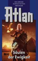 Hans Kneifel: Atlan 2: Säulen der Ewigkeit (Blauband) ★★★★