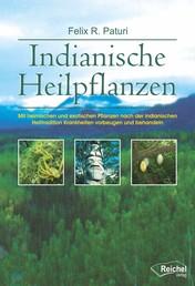 Indianische Heilpflanzen - Mit heimischen und exotischen Pflanzen nach der indianischen Heiltradition Krankheiten vorbeugen und behandeln