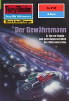 Horst Hoffmann: Perry Rhodan 2129: Der Gewährsmann ★★★★★