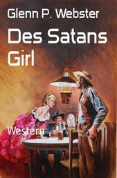 Des Satans Girl - Western