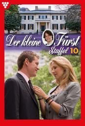 Der kleine Fürst Staffel 10 – Adelsroman - E-Book 91-100