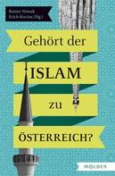 Erich Kocina: Gehört der Islam zu Österreich