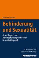 Barbara Ortland: Behinderung und Sexualität