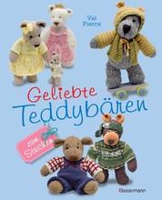 Geliebte Teddybären - zum Stricken