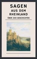Karl Simrock: Sagen aus dem Rheinland