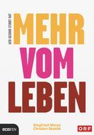 Siegfried Meryn: Wer gesund stirbt, hat mehr vom Leben