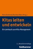 Petra Strehmel: Kitas leiten und entwickeln