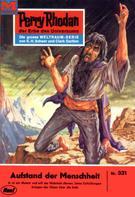 William Voltz: Perry Rhodan 331: Aufstand der Menschheit ★★★★