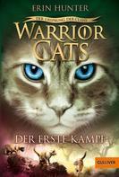 Erin Hunter: Warrior Cats - Der Ursprung der Clans. Der erste Kampf ★★★★★
