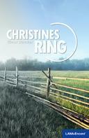 Elimar Böttcher: Christines Ring