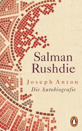 Joseph Anton - Autobiografie
